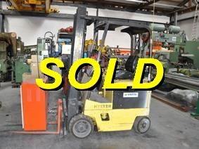 Hyster E2XMS - 2,5 ton, Vehicles (lift trucks - loading - cleaning etc)