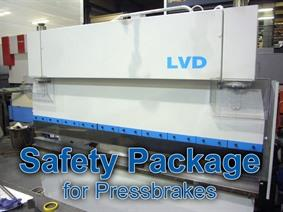Safety package , Hydraulic press brakes