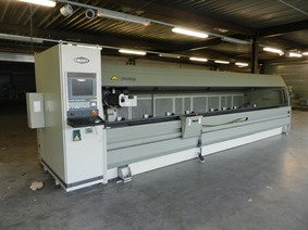 Emmegi Comet Isola, Vertical machining centers