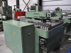 Metba MB-50-D CNC X: 1100 - Y: 600 - Z: 500mm, Bed milling machine with moving column & CNC