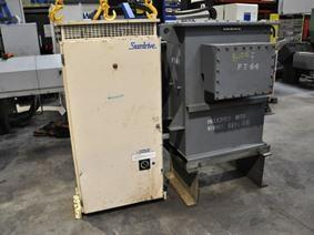 Lindley Thompson Transfo 400-200V, Generateurs / Compresseurs