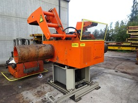 Haco IMRD 2x 5 ton, Decoiler & cut to length line