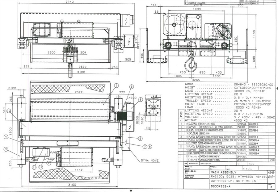 kone hoist wiring diagram