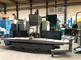 Anayak VH-2200 X: 2000 - Y: 920 - Z: 900 mm, Bed milling machines with moving table & CNC