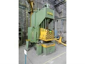 LVD EMC 200 ton, Open gap presses