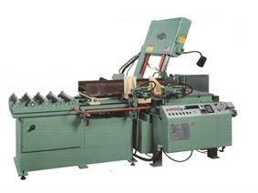 Doall TF-2021NC, Band sawing machines