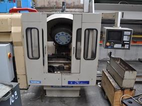 Brother TC 211 CNC X:300 - Y:220 - Z:200mm, Vertical machining centers
