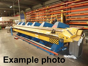 Tensol 6100 x 1,5 mm , Hydraulic & Mechanical  folding presses
