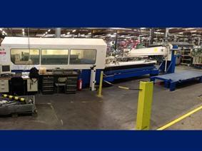 Trumpf + Liftmaster L3030 CNC 3000 x 1500 mm, Laser cutting machines