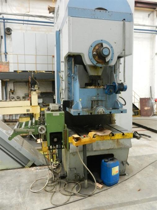 2 me main adam richter pressline decoiling for 2eme main machine a coudre