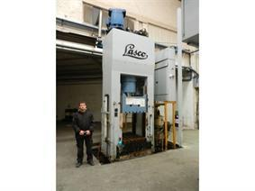 Lasco TSP 250 ton, Presses d'emboutissage a 2 montants
