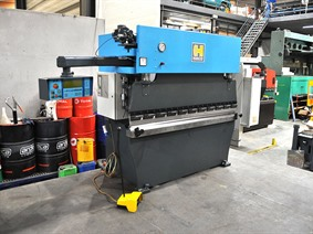 Haco PPES 40 ton x 2100 mm CNC, Hydraulic press brakes