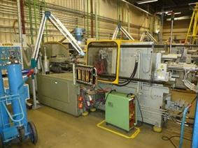Netstal N235-90MP injection moulding, Druckgusspresses & Induction Furnaces