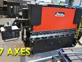 Amada Promecam HFB 125T x 3140 mm CNC, Hydraulic press brakes
