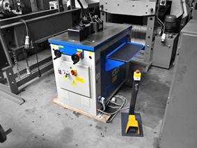 Arlo HP 22 angle bender, Hor+Vert profilemachines, section bending rolls & seam makingmachines