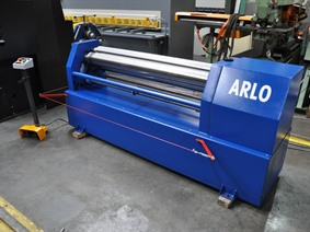 Arlo 1550 x 6 mm, Bending rolls
