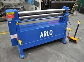 Arlo 1270 x 3 mm, Bending rolls