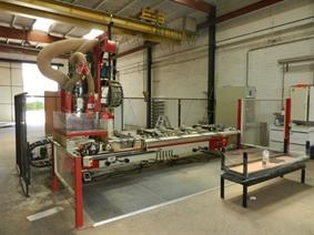 Bima C100/300, Portaal freesmachines & Gantry freesmachines conventioneel &CNC