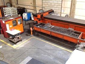 Bystronic Byflex CNC (tube/plate) 4000 x 1000 mm, Laser cutting machines