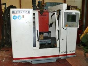 Cincinnati VMC 500 X: 510 - Y: 510 - Z: 510 mm, Vertical machining centers