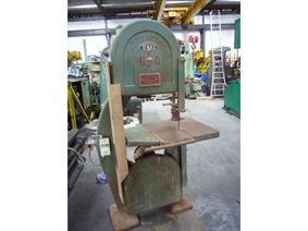 Tenax Bandsaw, Band sawing machines