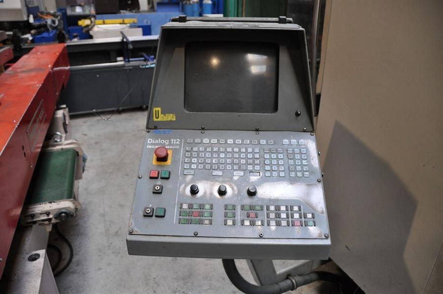 Dmg deckel maho dmc 100v portaal freesmachines for Dmg deckel maho