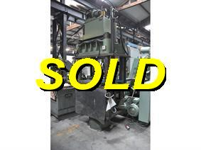 Emidecau press 400 ton, Presses a presenter les outillages