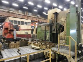 Scharmann N°4 Heavycut 1.3 6 axis milling, Bed milling machine with moving column & CNC
