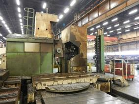 Scharmann N°1 Heavycut 1.3 6 axis milling, Borers with travelling column, floor type