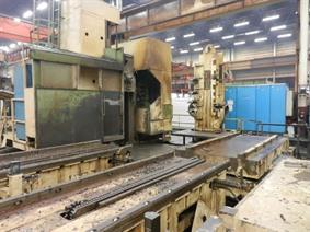 Scharmann N°2 Heavycut 1.3 6 axis milling, Bed milling machine with moving column & CNC