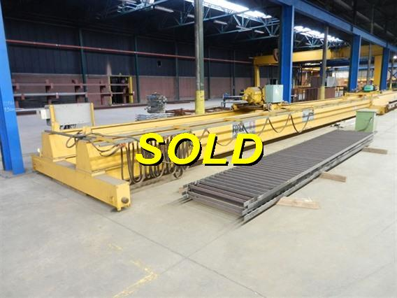 Europe Levage 5 ton x 15 300mm, Conveyors, Overhead Travelling Crane, Jig Cranes