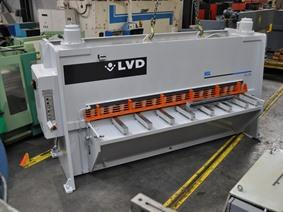 LVD HSL 3100 x 16 mm, Hydraulic guillotine shears