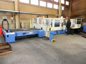 Mazak Superturbo X48 MK II 1250 x 2500 mm 4 kW, Lasersnijmachines