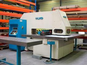 LVD Delta 2XT 1250 x 1250 mm, Stamping & punching press thin metalsheet