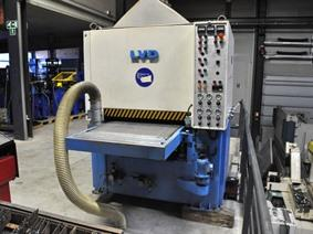LVD TMSB 800/3, Abrasive band grinding machines
