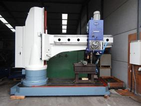 Tos Mas VR8A Mk6, Radial drilling machines