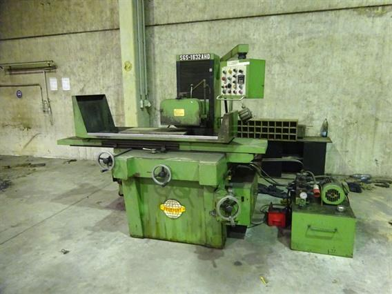 Chevalier 800 x 400 mm, Surface grinders with horizontal spindle