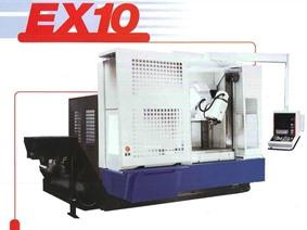 Huron EX10 X: 1200 - Y: 700 - Z: 600mm, Bed milling machines with moving table & CNC