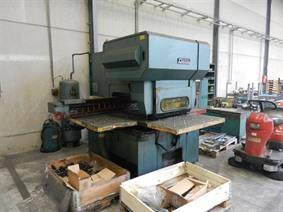 Amada Octo 334 CNC, Stamping & punching press thin metalsheet