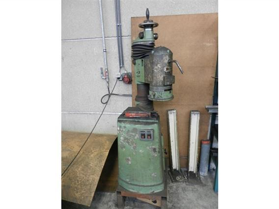 Ngar Abi punch/tool grinder, Surface grinders with vertical spindle