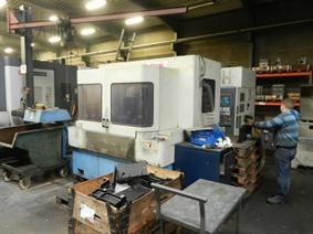 Mazak H500 double pallet 500 x 500mm, Horizontal machining centers