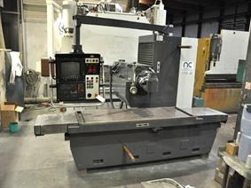 Correa CF20-20 X: 2000 - Y: 800 - Z: 800mm, Bed milling machines with moving table & CNC
