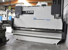 LVD PPEB 160 ton x 4100mm CNC, Hydraulic press brakes