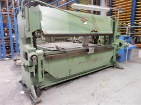 Favrin PHMMPE 3050 x 10 mm CNC, Hydraulic & Mechanical  folding presses