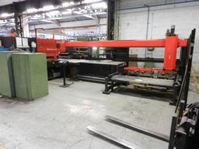 Amada MP200 Auto loading- & unloading, Stamping & punching press thin metalsheet