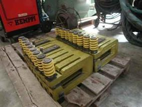 Punching units , Universal ironworker