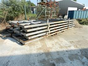 Loading platforms 5 ton, Transportmitteln (reinigung - Hubstapler etc)