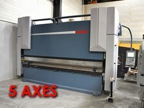 Durma AD-S 320 ton x 4100 mm CNC, Hydraulic press brakes