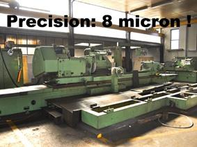 Stanko Rollgrinder Ø 800 x 4000mm, Rectifieuses cylindriques