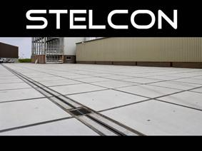 Manufacturing concrete slabs Stelcon, Varie